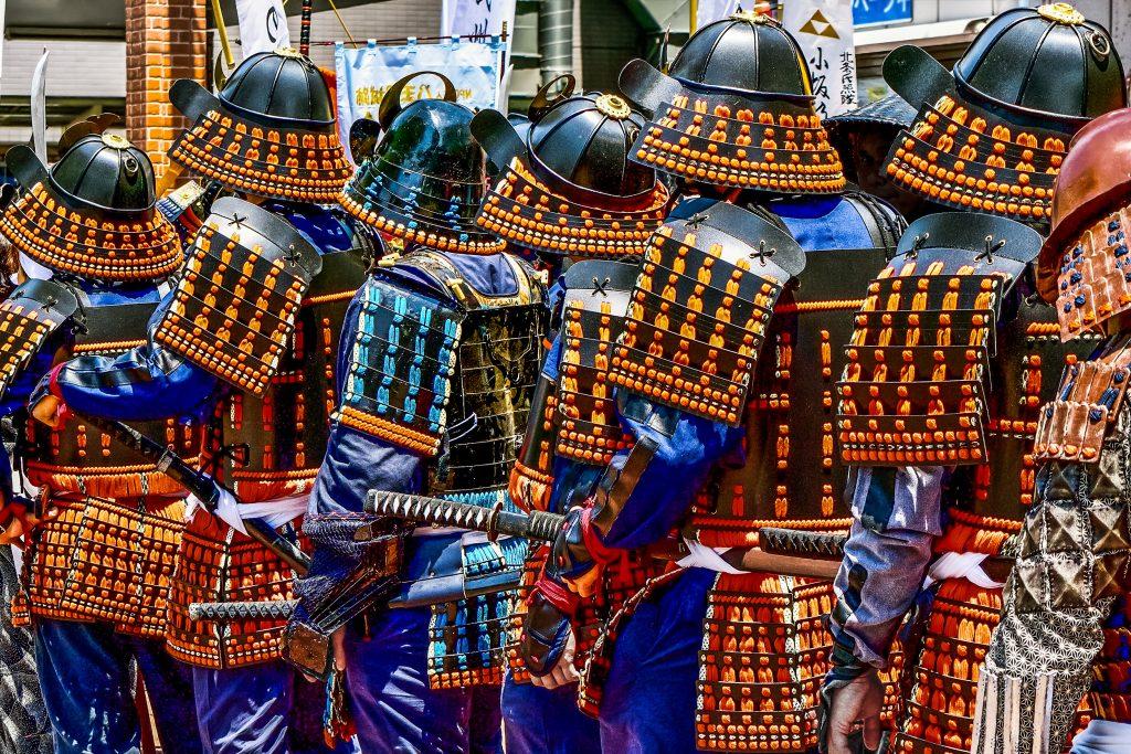 samurai in que